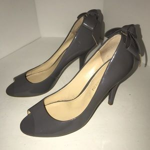 Enzo Angolini Patent Leather Heels